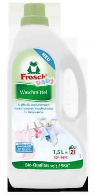 Frosch Baby Waschmittel 1,5L