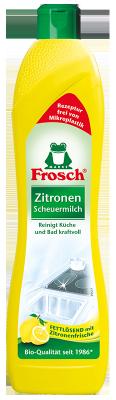 Zitronen Scheuermilch