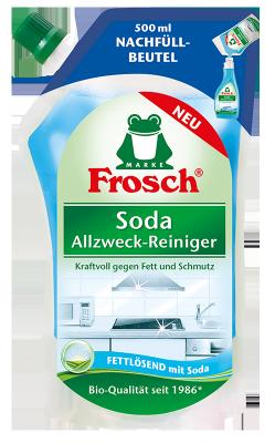 Soda Allzweck Reiniger Nachfüllbeutel