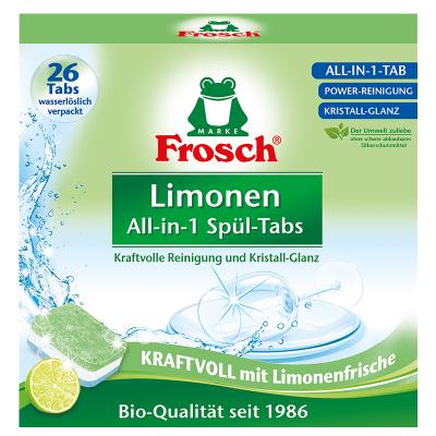 Limonen Geschirrspül-Tabs