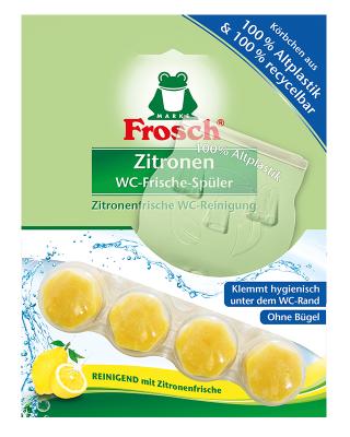 Zitronen WC-Frische-Spüler
