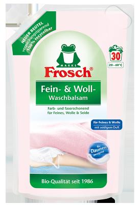 Fein- und Woll-Waschbalsam