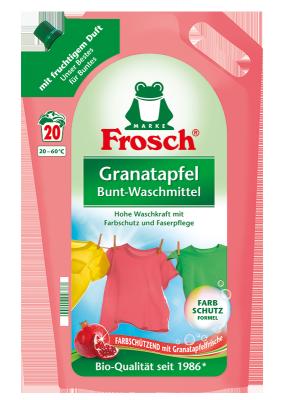Granatapfel Color Waschmittel