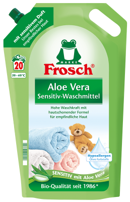 Aloe Vera Waschmittel