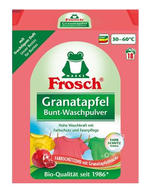 Granatapfel Bunt-Waschpulver