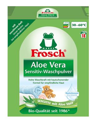 Aloe Vera Sensitiv-Waschpulver