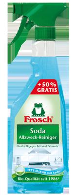 Soda-Allzweck-Reiniger Sondergröße + 250ml gratis