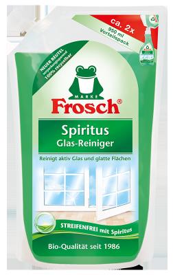 Frosch Spiritus Glas-Reiniger 950 ml NFB