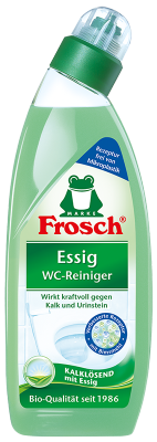 Essig WC-Reiniger
