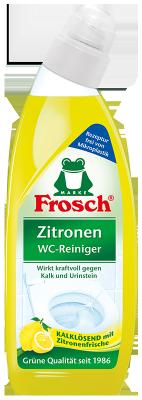Zitronen WC-Reiniger