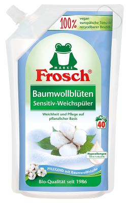Baumwollblüten Sensitiv-Weichspüler 1L