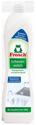 Frosch Classic Scheuermilch 500 ml