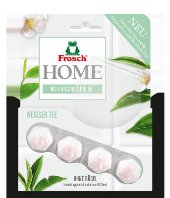 Home Weißer Tee WC-Frische Spüler