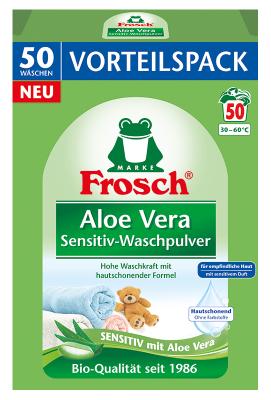 Aloe Vera Sensitiv-Waschpulver 3,3kg