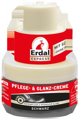 Pflege- & Glanz-Creme schwarz 40ml