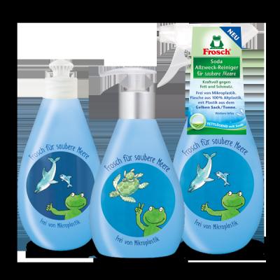 Putz-Paket für saubere Meere