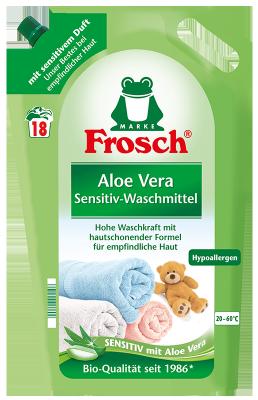 Aloe Vera Sensitiv-Waschmittel