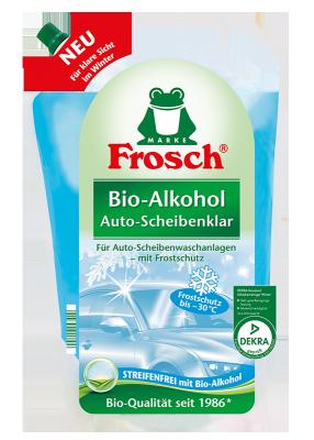 Bio-Alkohol Auto-Scheibenklar Winter 1,8L