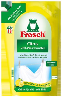 Citrus Voll-Waschmittel