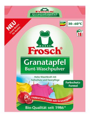 Granatapfel Bunt-Waschpulver 1,35kg