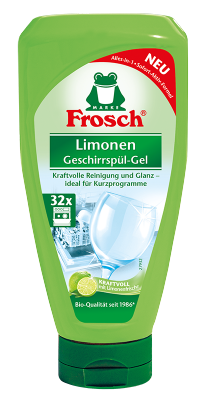 Limonen Geschirrspül-Gel