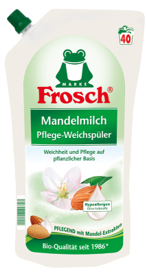 Mandelmilch Weichspüler