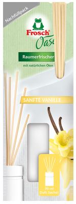 Oase Raumerfrischer Sanfte Vanille Nachfüllpack