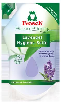 Reine Pflege Lavendel Hygiene-Seife Nachfüllbeutel
