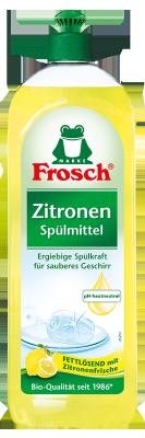 Zitronen Spülmittel 750 ml