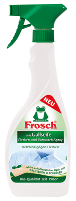 wie Gallseife Flecken- & Vorwasch-Spray 500 ml
