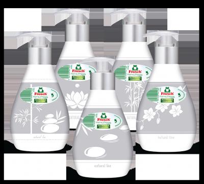 Reine Pflege Cremeseife 300 ml Designflasche