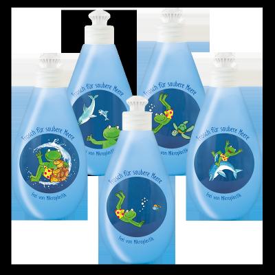 Deko-Spülmittel für saubere Meere 400ml