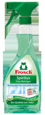 Spiritus Glas-Reiniger Sprühflasche