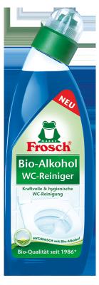 Bio-Alkohol WC-Reiniger 750 ml