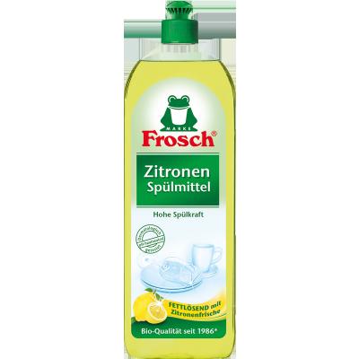 Zitronen Spülmittel