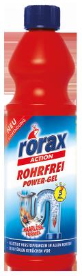 Rohrfrei Power-Gel 500ml