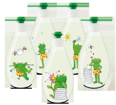 Frosch Spülmittel Aloe Vera Deko 400 ml